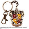 Harry Potter: Gryffindor Keyring - Noble Collection
