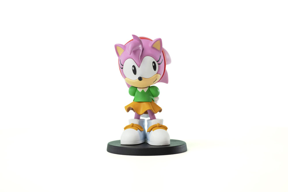 Sonic The Hedgehog Boom8 Series Vol 5 Amy First 4 Figures Twilight Zone Nl
