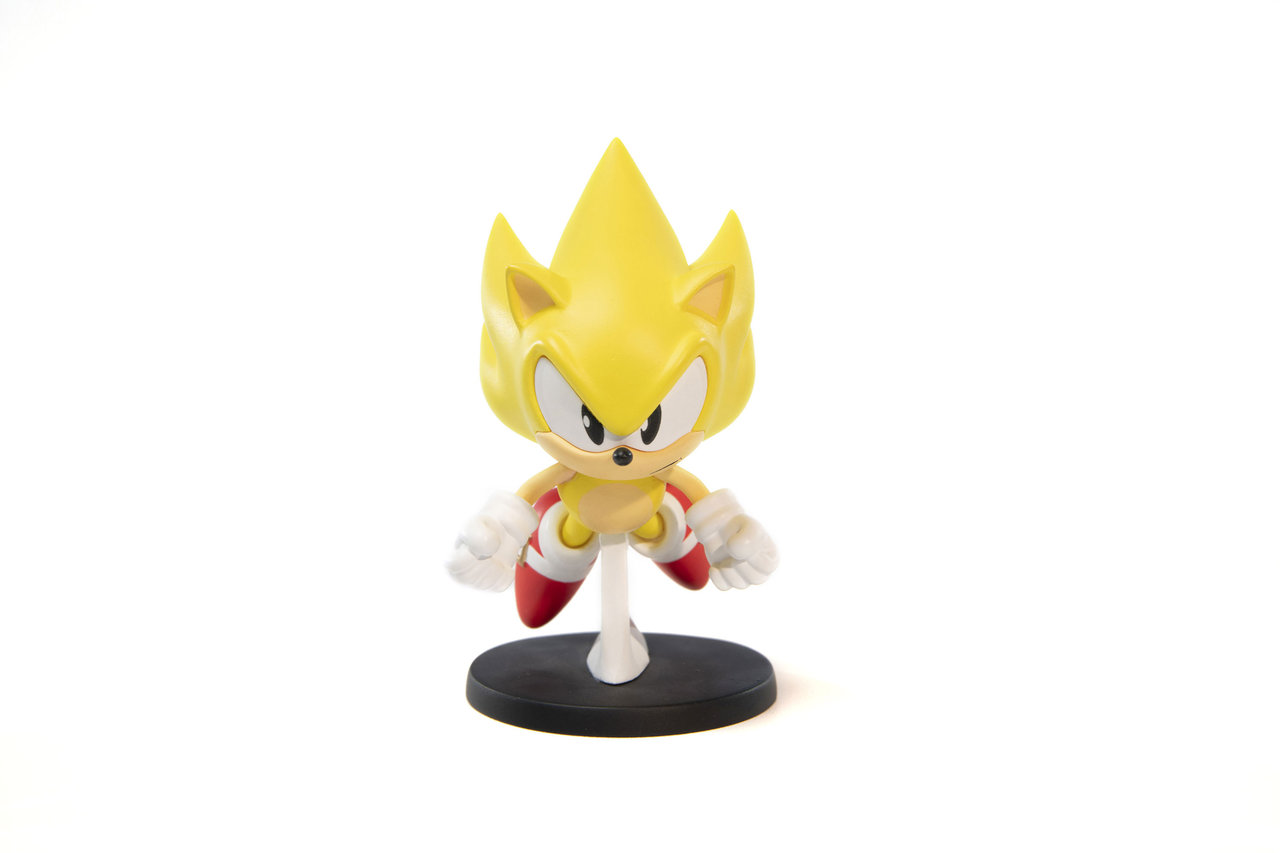 Sonic The Hedgehog Boom8 Series Vol 6 Super Sonic First 4 Figures Twilight Zone Nl