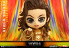 DC Comics: Wonder Woman 1984 - Golden Armor Wonder Woman 4 inch Cosbaby - Hot Toys