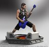 Rock Iconz: Metallica - Robert Trujillo Statue - Knucklebonz
