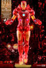 Marvel: Iron Man 2 - Exclusive Iron Man Mark IV Holographic Version 1:6 Scale Figure - Hot Toys