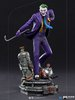 DC Comics: The Joker 1:10 Scale Statue - Iron Studios