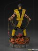 Mortal Kombat: Scorpion 1:10 Scale Statue - Iron Studios