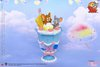 Tom and Jerry: Candy Parfait Snow Globe - Soap Studios