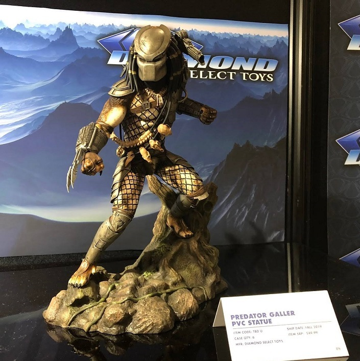 Predator Gallery: Classic Movie PVC Statue - Diamond Direct