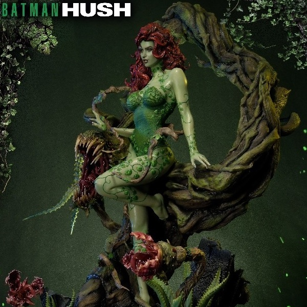 DC Comics: Batman Hush - Poison Ivy 1:3 Scale Statue - Prime 1 Studio