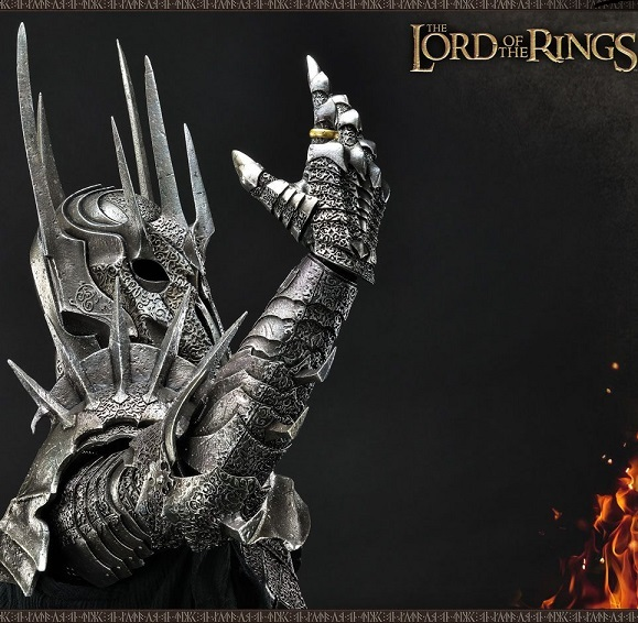 Lord of the Rings: The Dark Lord Sauron 1:4 Scale Statue - Prime 1 Studio