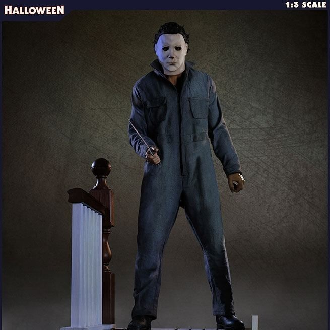 Halloween: Michael Myers 1:3 Scale Statue - Pop Culture Shock Collectibles
