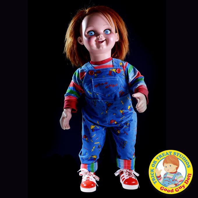 Chucky Child's Play 2: Good Guy lifesize 1:1 Doll with Box - Trick or Treat Studios