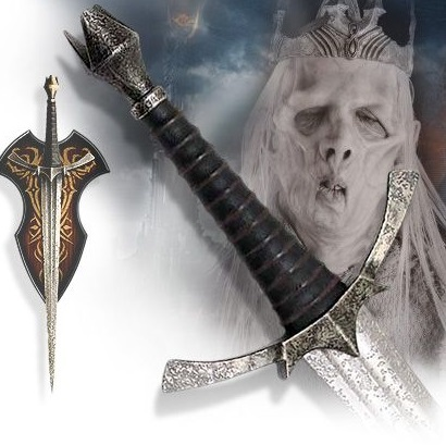 The Hobbit: Morgul-Blade - Blade of the Nazgul - United Cutlery